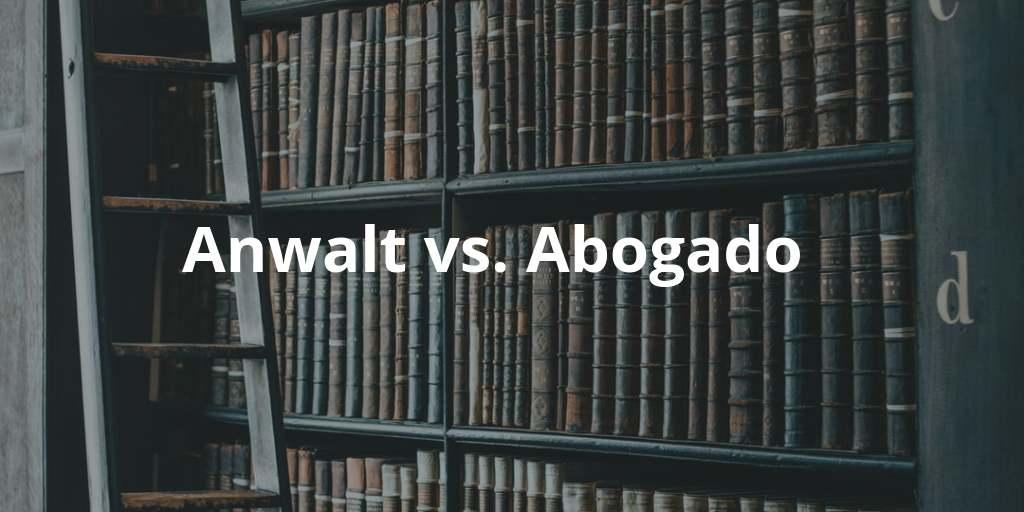 Der Unterschied zwischen einem Anwalt und einem Abogado auf Mallorca ist wichtig